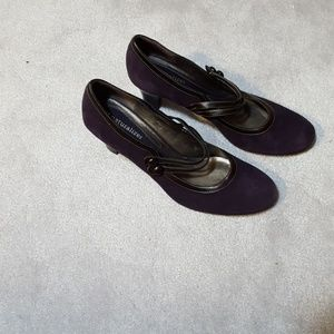 Naturalizer N5 Comfort Daebreak purple shoes